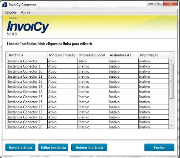 InvoiCy Conector 5.0